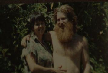 Steven Harkins and Ruth Cooper