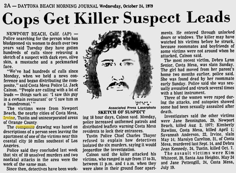 Bedroom Basher Murders