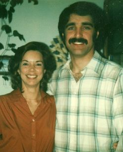 Cheri Domingo and Greg Sanchez