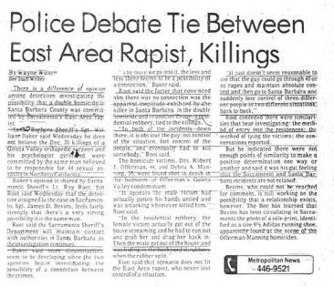 EARONS Police Debate Newspaper