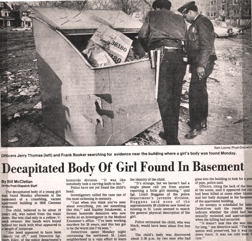 St. Louis Jane Doe Newspaper