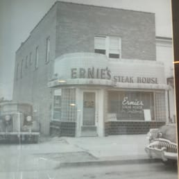 ernie s cafe murder report Allen's 1930s characters fumble with issues of prosperity, infidelity, and murder, while the contemporary lady ghostbusters use femininity to laugh off literal manifestations of evil they're.