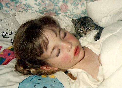 Morgan Nick Cat