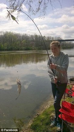 Abigail Williams Fishing