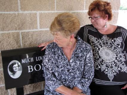 bonnie huffman bench